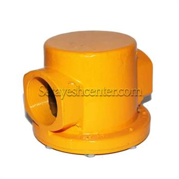 فیلتر گاز مشعل موتور خانه 1/2_1 گرمایش GARMAYESH