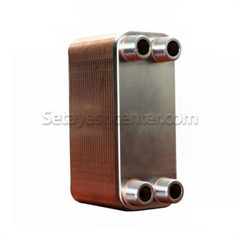 مبدل حرارتی صفحه ای هپاکو مدل HP_120
