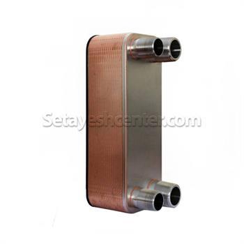 مبدل حرارتی صفحه ای هپاکو مدل HP_400