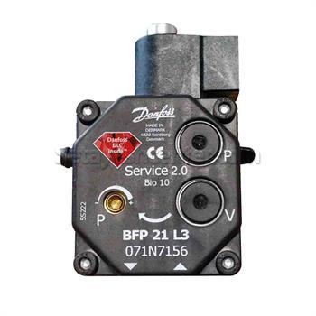 پمپ گازوئیل مشعل دانفوس راست باشیر BFP 21 L3