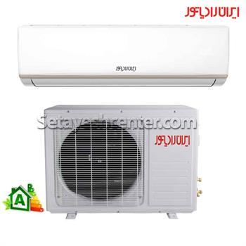 کولرگازی ایران رادیاتور سرد و گرم  A مدل 18000